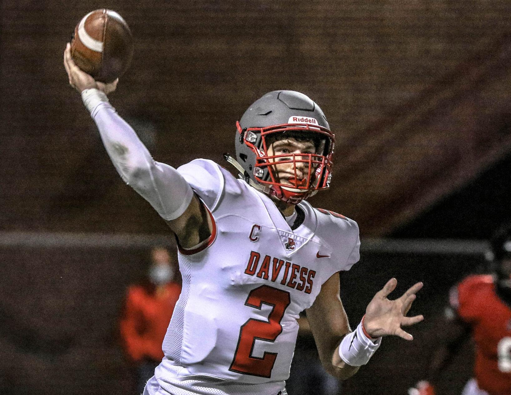 Quarterbacks made the show for Owensboro HS, Daviess County