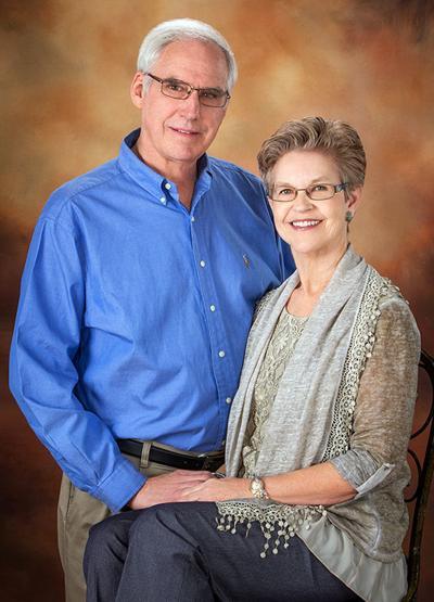 Kenneth and Virginia Blandford