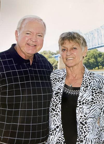 Darlene Leonard Hoagland and Dan Hoagland
