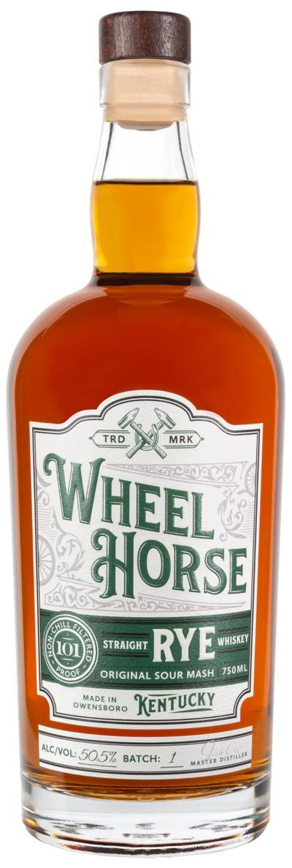 Wheel Horse Rye Whiskey