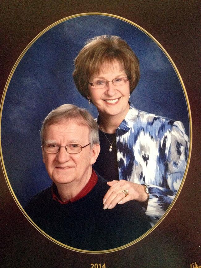 Steve and Etta Cooper
