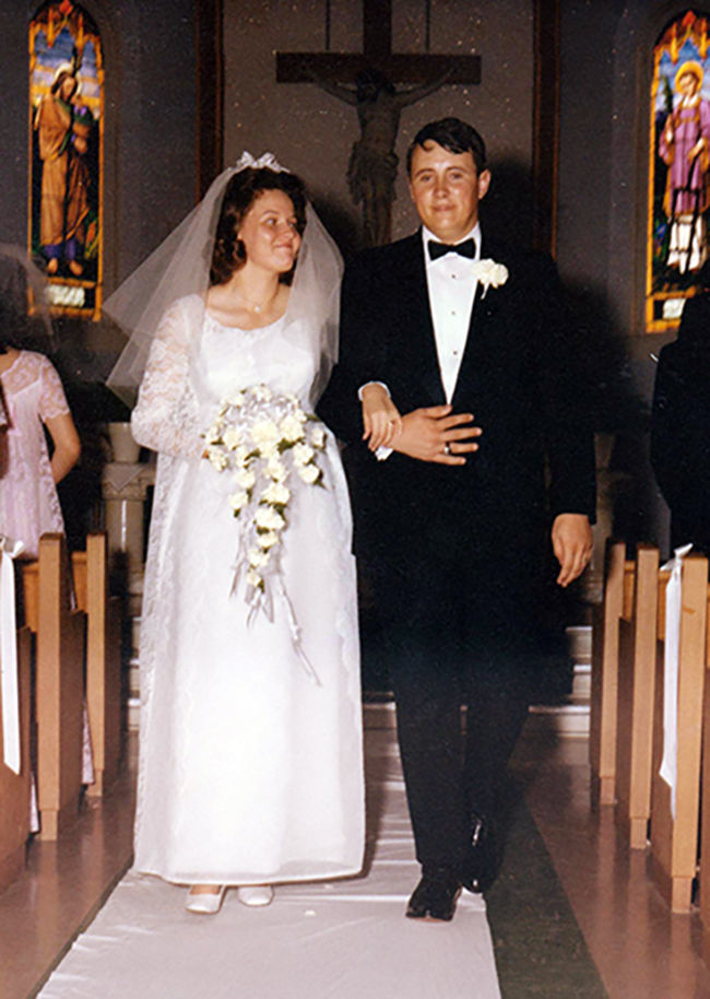 Larry and Connie O'Bryan
