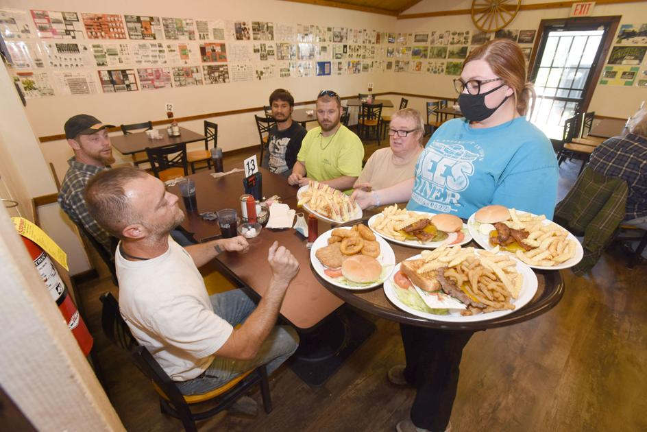 Local restaurants ready to return to full capacity