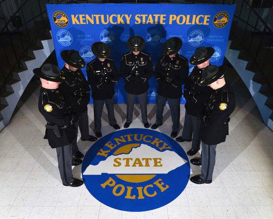 Post 4 Trooper named to KSP Honor Guard 2