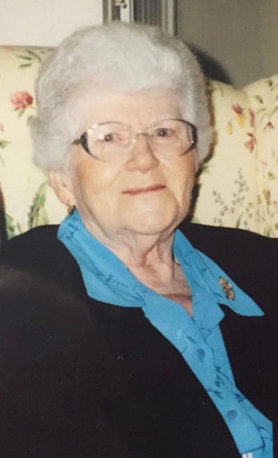 Betty Jean Wortham Small 1