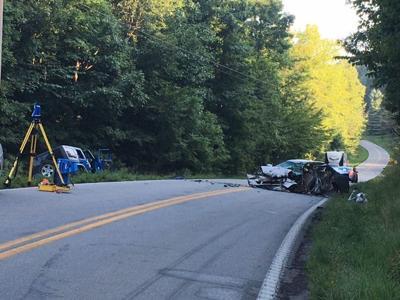 Clarkson woman dies in head-on crash 1