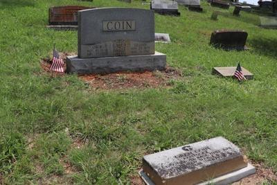 Four veterans monuments reset