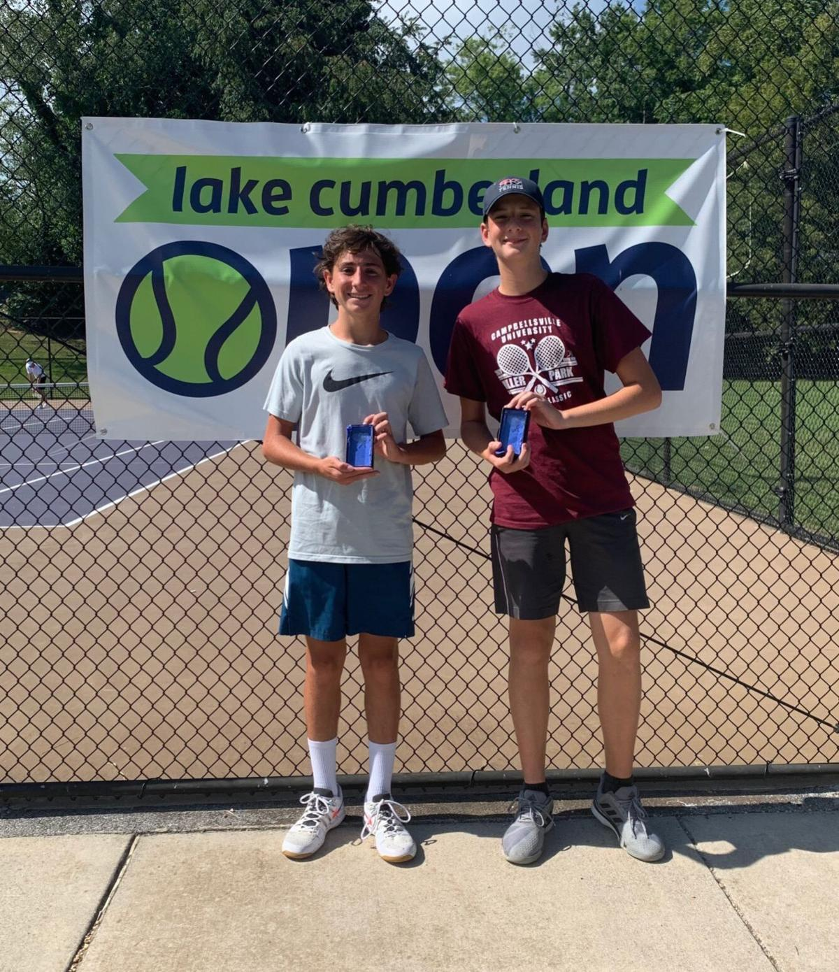 Cougar Tennis shows success on tourney circuit 1