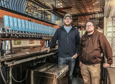 Mile Wide to open taproom in November