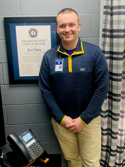 Public Health Director named Citizen of the Year 1