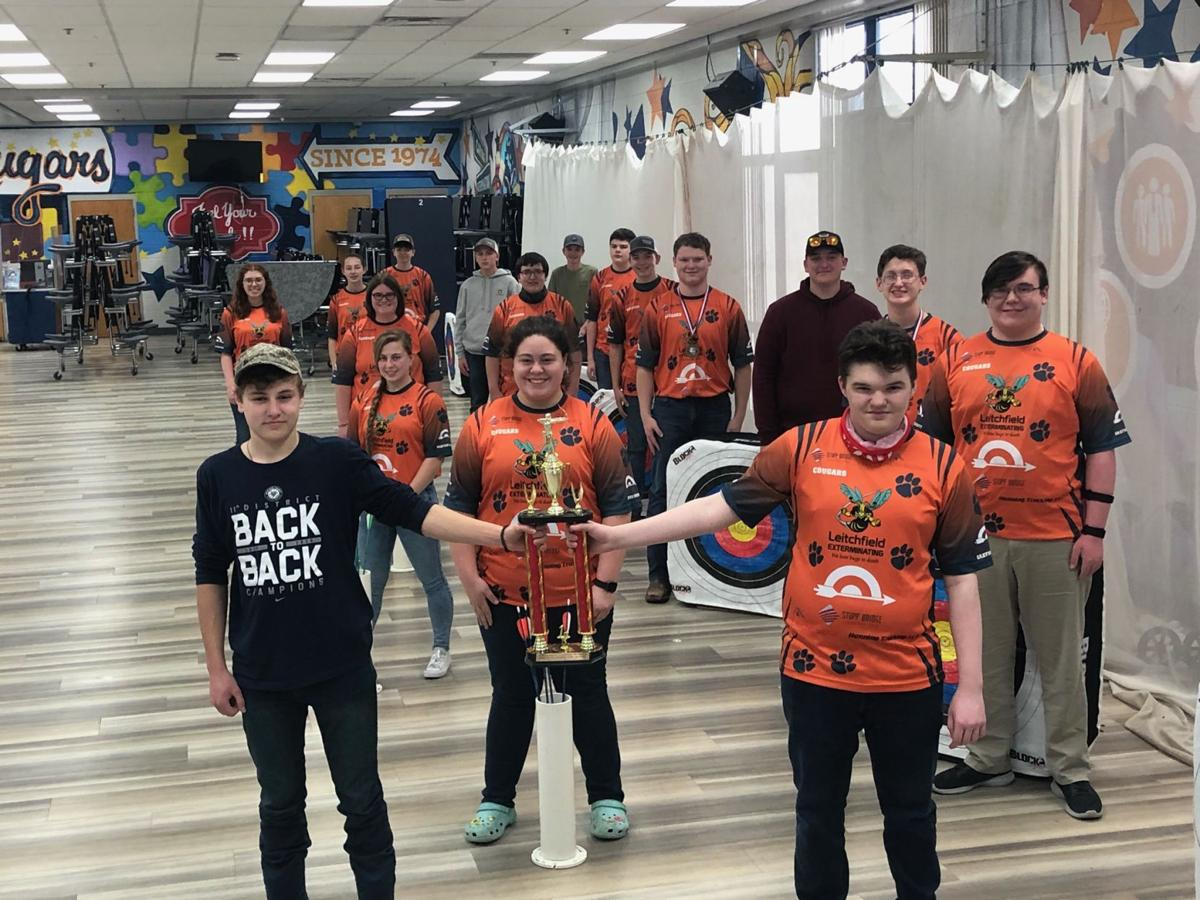 GCHS Archery takes first place in tourney 2