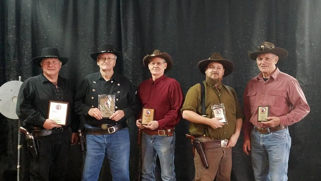 Bluegrass Fast Draw holds January match 2
