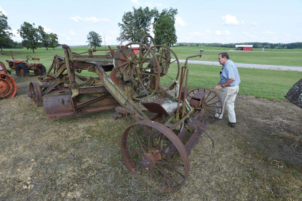 Tractor Factor — Knottsville man found passion in collecting and pulling antique tractors