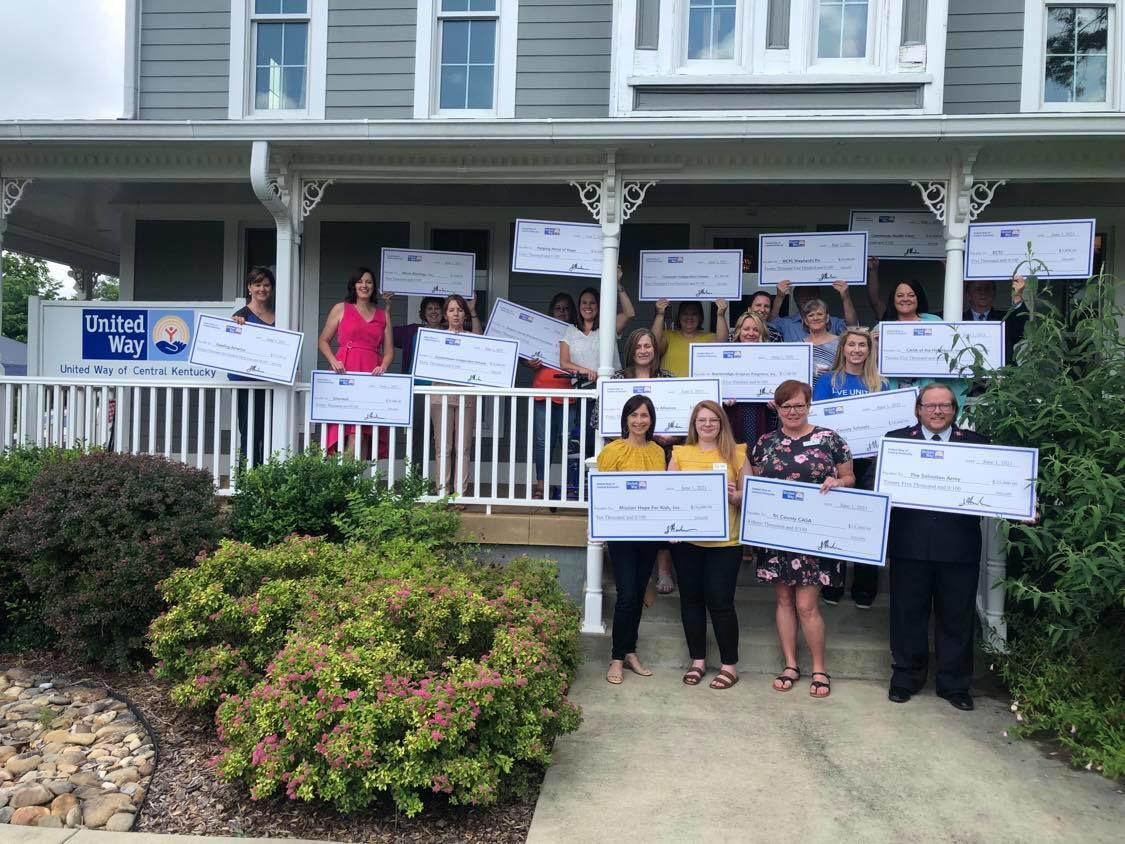 Alliance receives $40k United Way grant 2