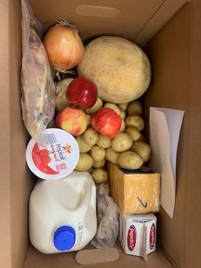 Alliance partners with USDA to feed local families 1