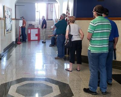 Grayson sees high early voter turnout 1