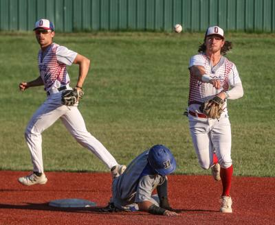 RiverDawgs Flash baseball