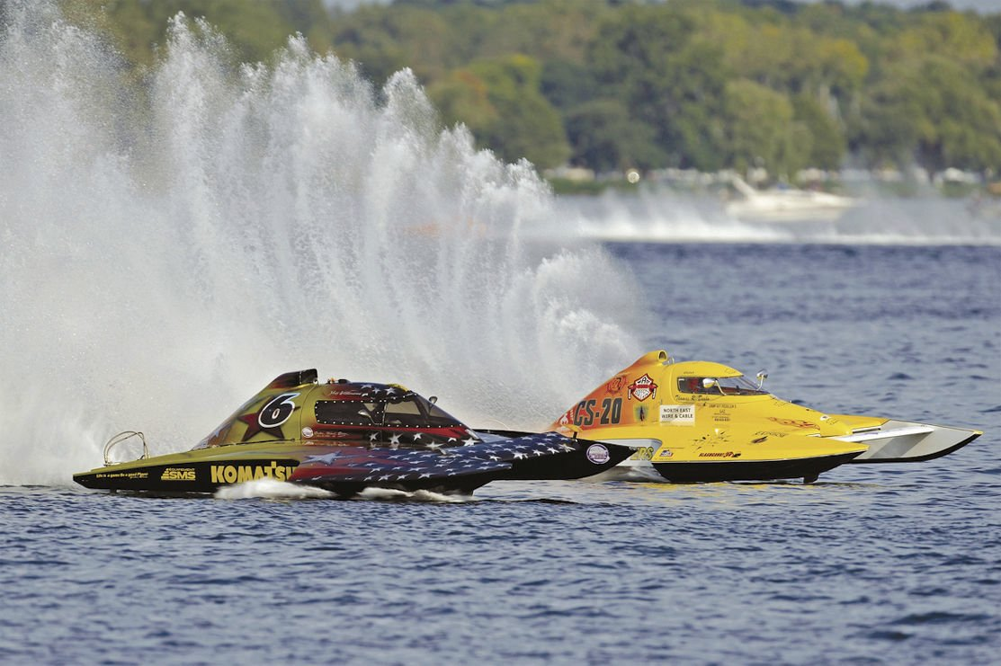 Hydroplane racing returns in August