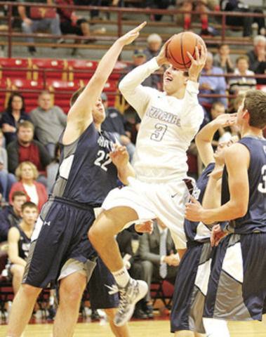 Cougars earn rivalry wins over Eagles