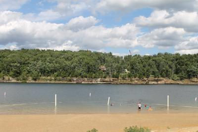 State park closes beach for the season 1