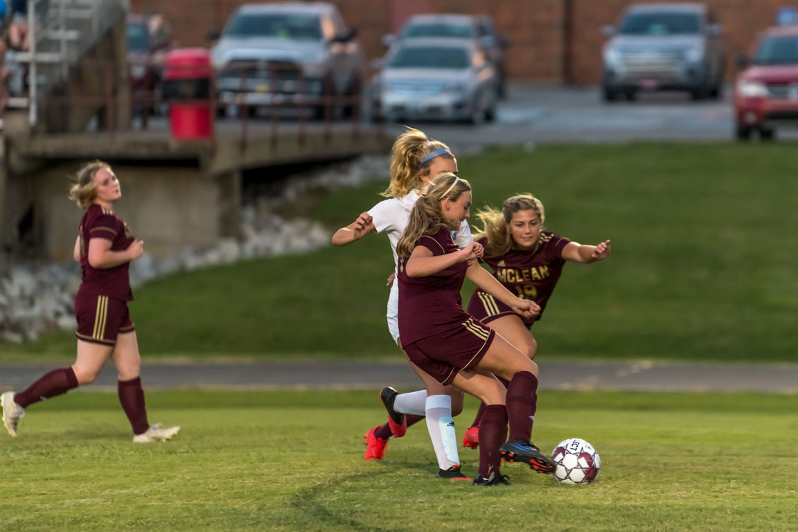 Lady Cougars soccer team drops two matches