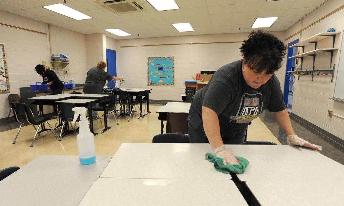 School districts re-assign jobs amidst school closures