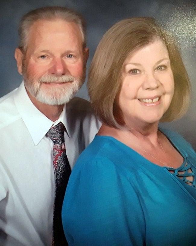 50th anniversary: Martin and Gwendolyn Howard