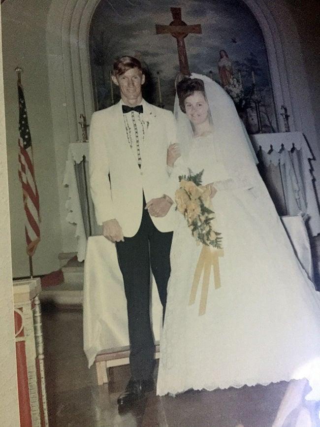 Roger and Dottie Kirk