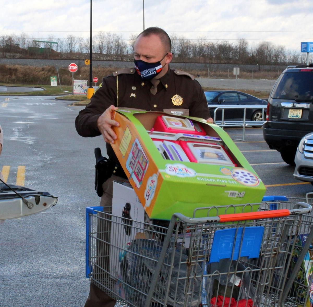Shop with a Cop raises over $30,000 2
