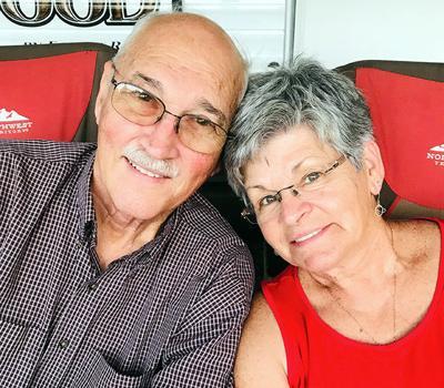 Warren and Elaine Lanham