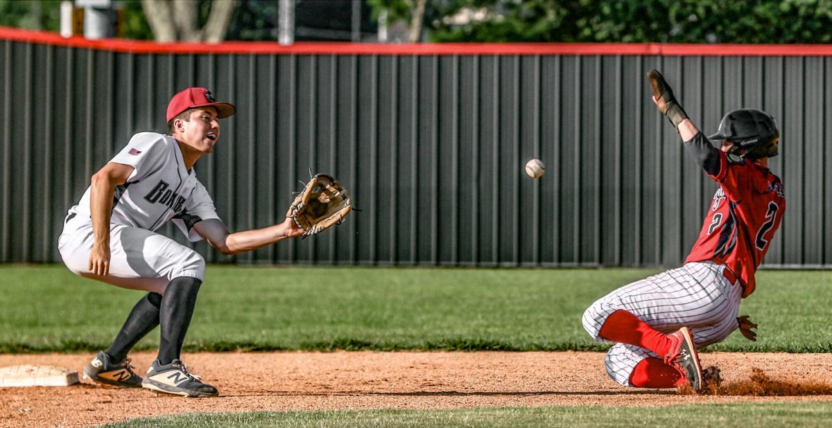 Owensboro Bombers Newburgh Post 44 baseball