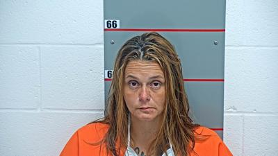Woman arrested in Clarkson on meth charges 1