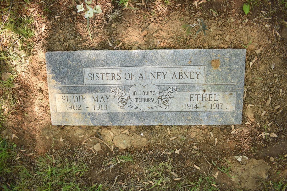 Family places headstone to honor ancestors