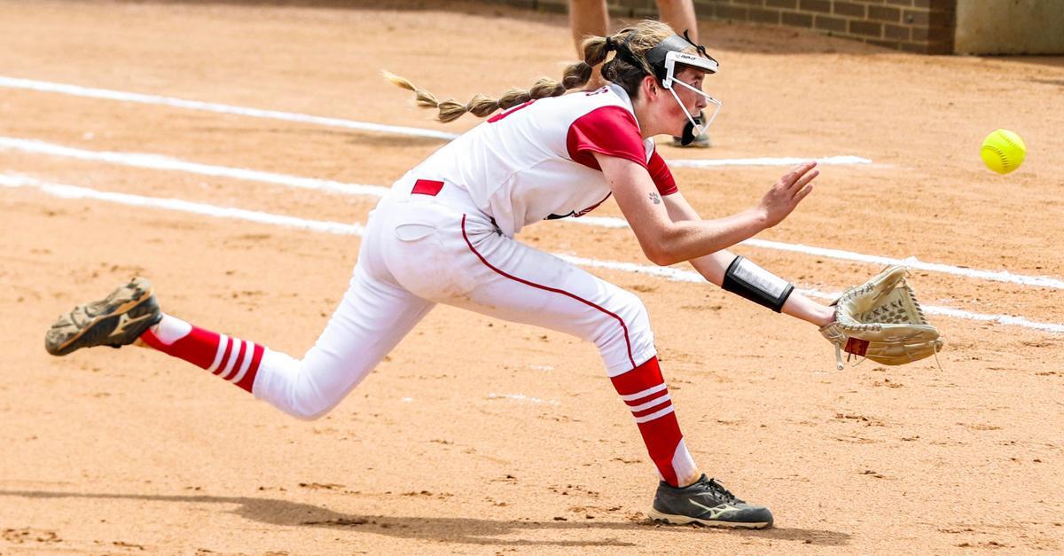 DCHS Butler softball