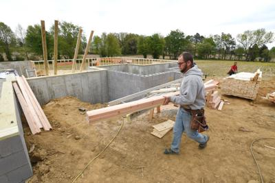 Homebuilders find costs rising almost daily