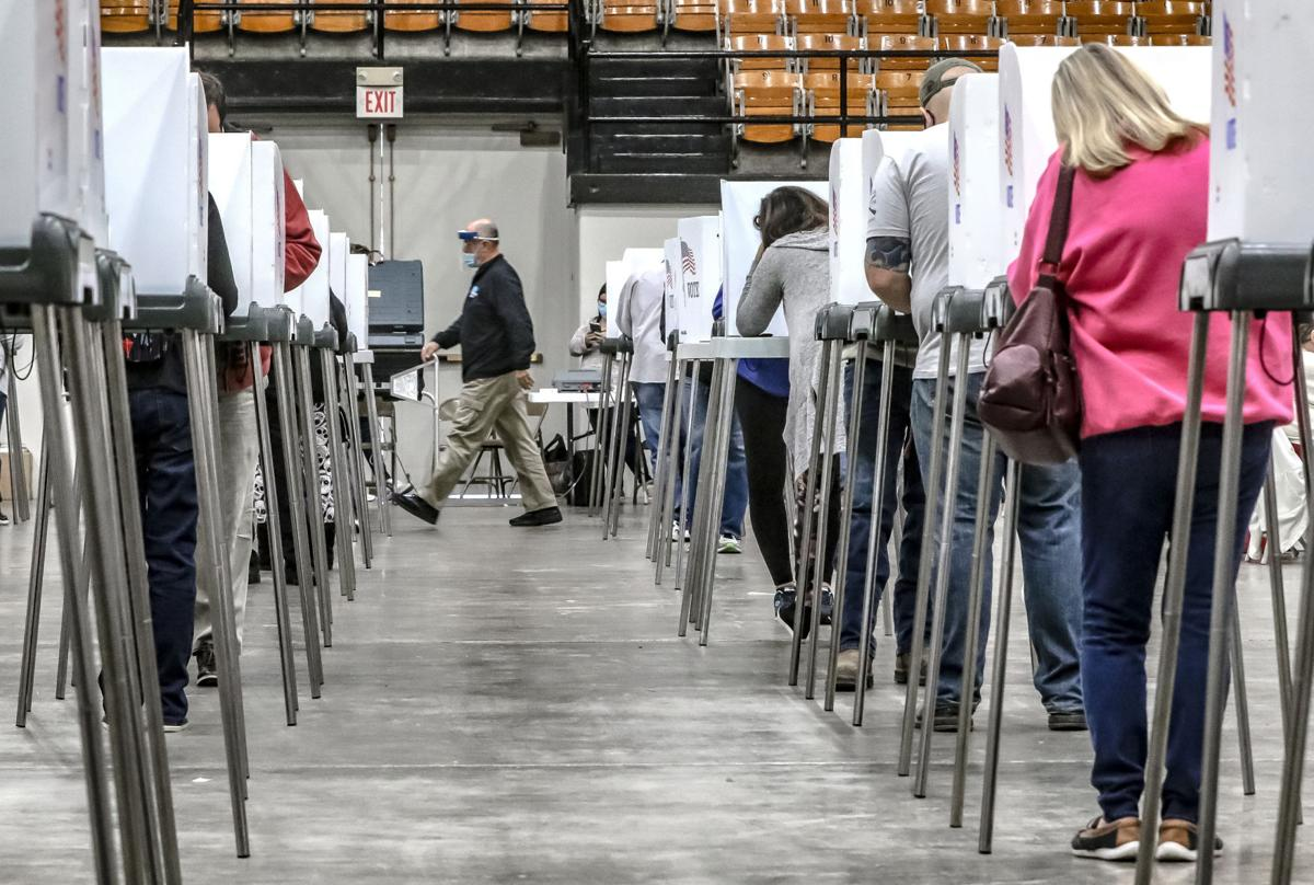 Daviess voters turned out in droves for election