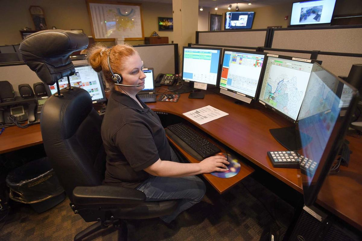 911 dispatch requesting more overtime funds for training