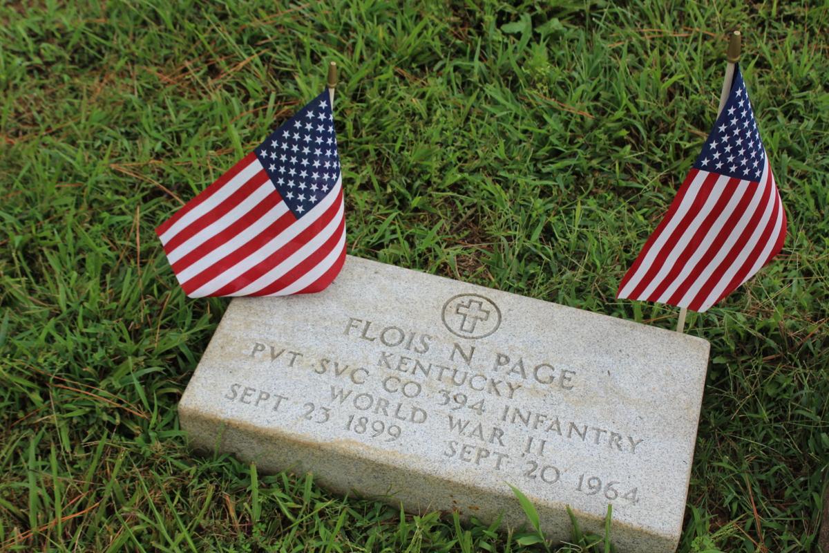 Veterans grave Photo 2