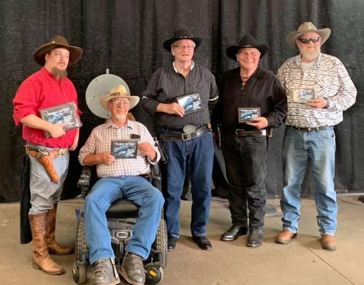 Wildfire, Green River top fast-draw competition 2