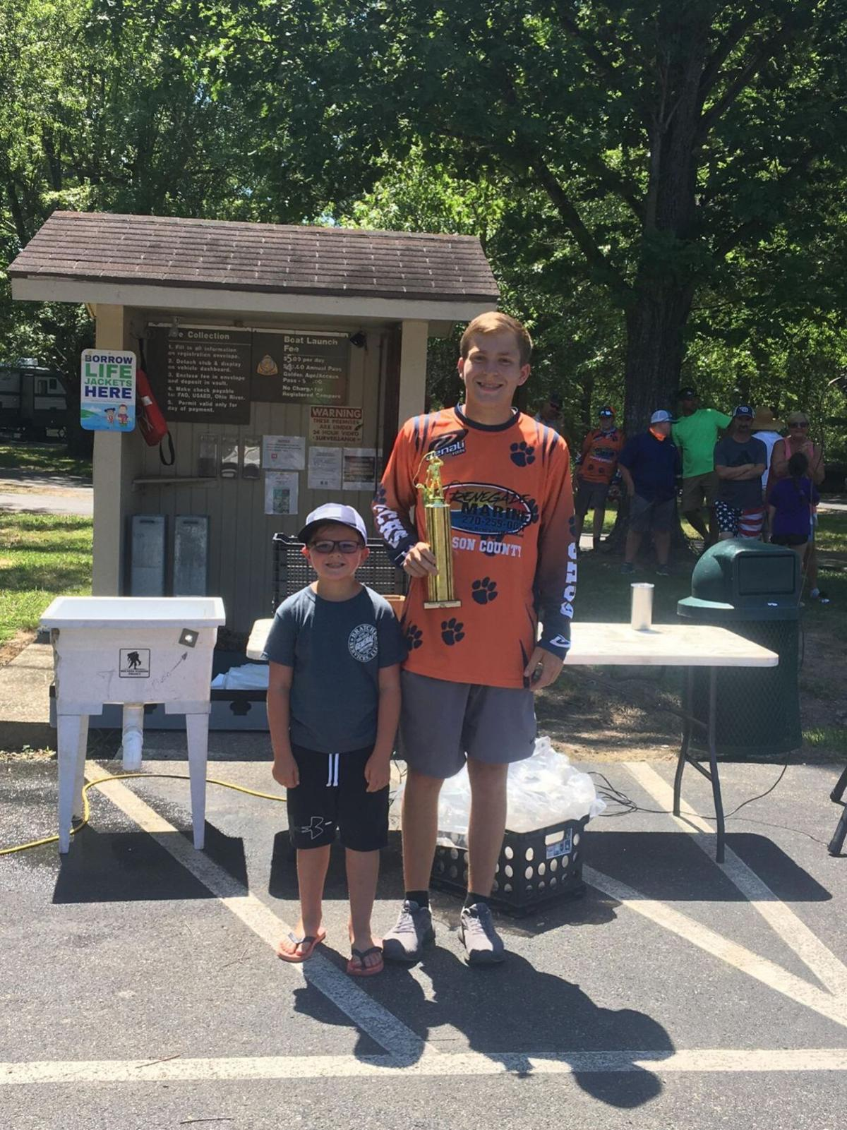 Bass Fishing Team competes in invitational 1