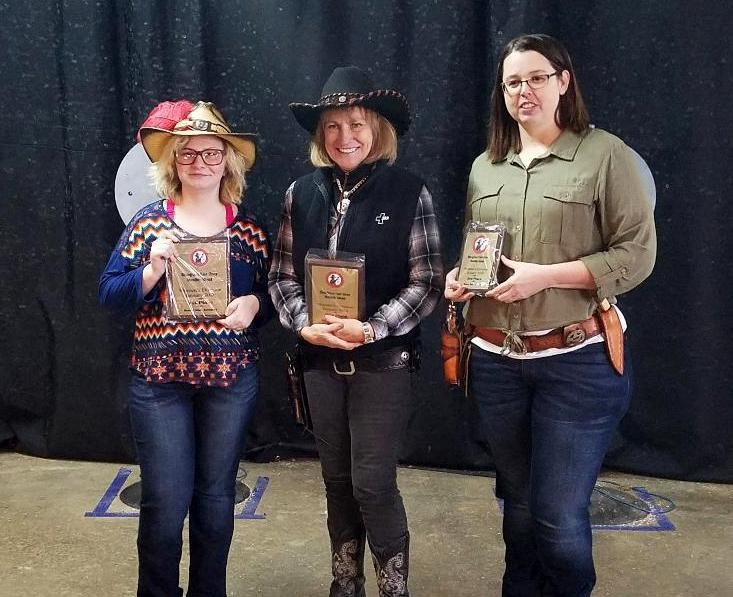 Bluegrass Fast Draw holds January match 3