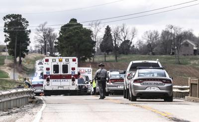 Multi-vehical collision kills 3, injures 2