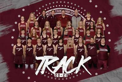 Track Team Photo