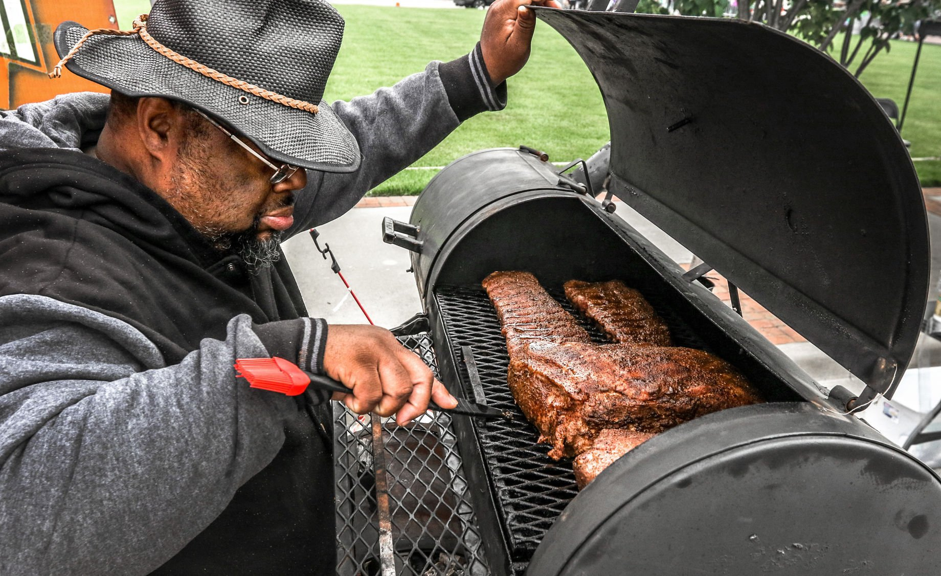 Barbecue Festival returns with block party