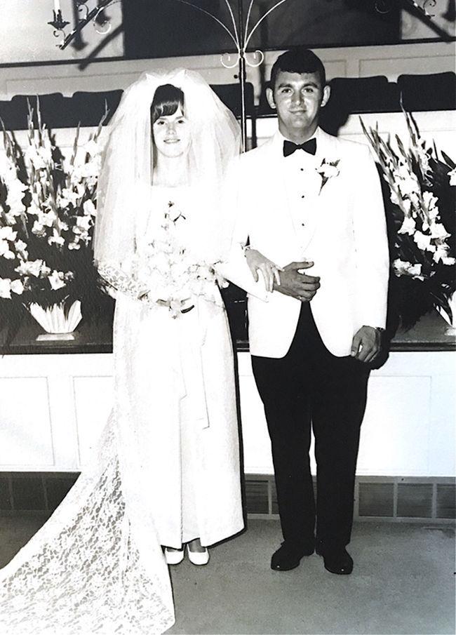 Terry and Doris Sapp