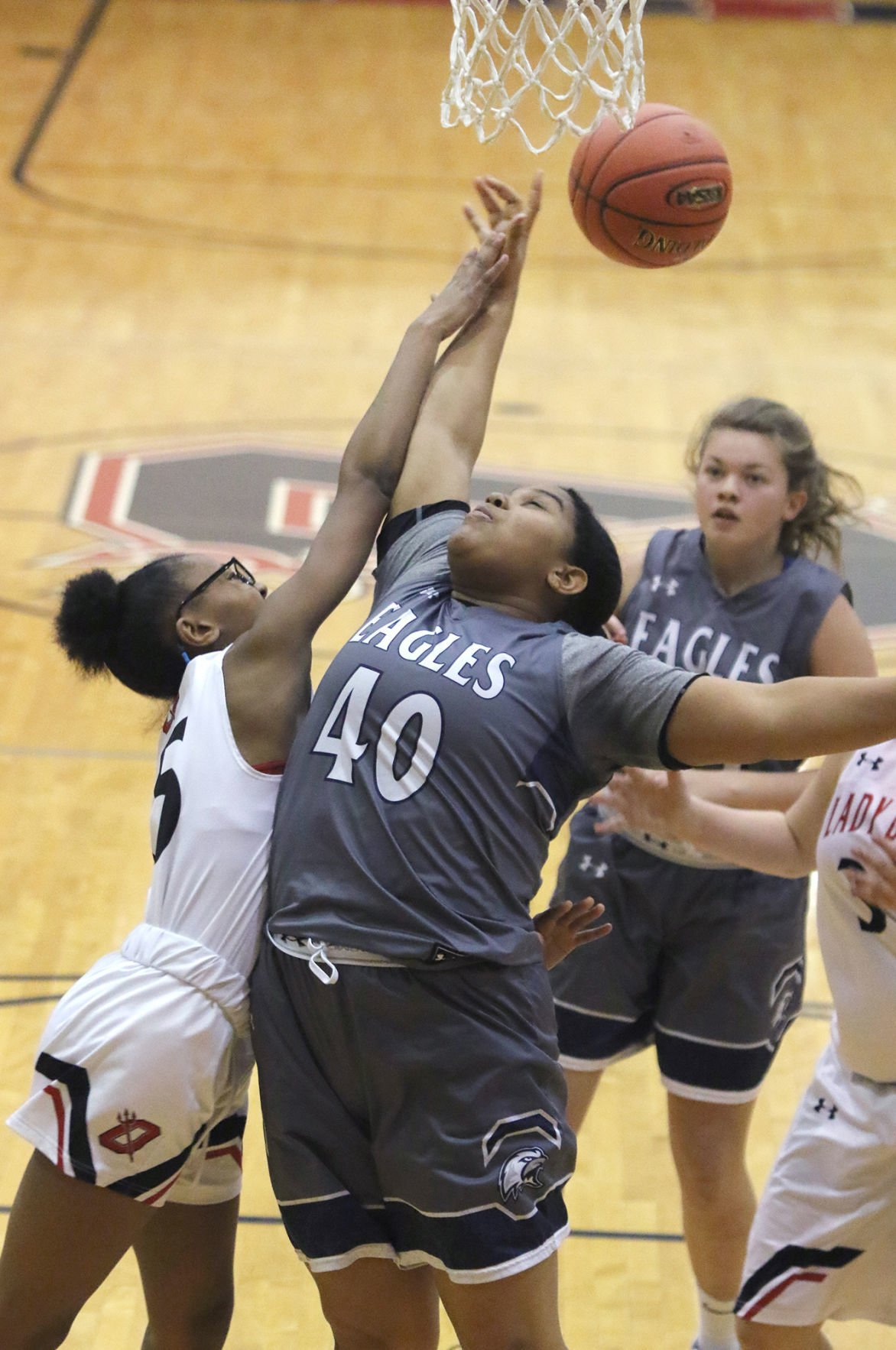 Ohio County OHS girls basketball
