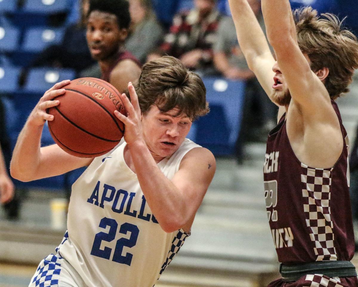 Apollo Breckinridge basketball