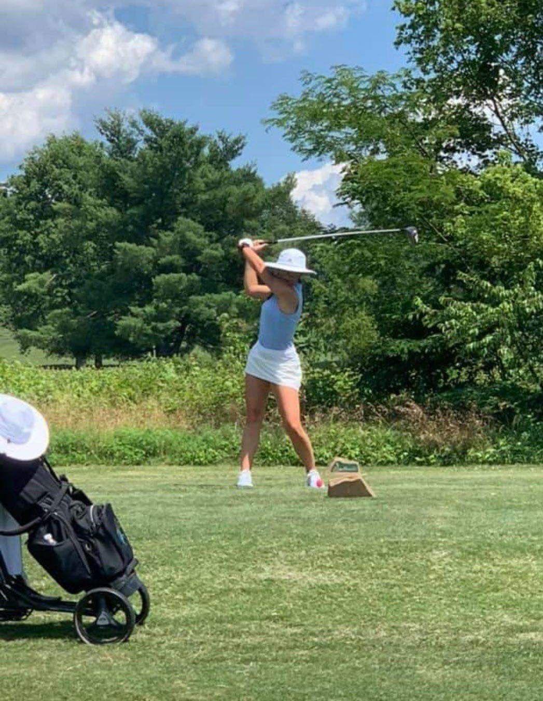 Grayson County golfers compete in Go Series 2