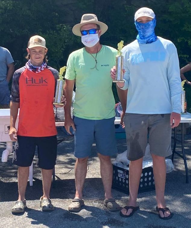 Bass Fishing team competes in invitational at Rough 2