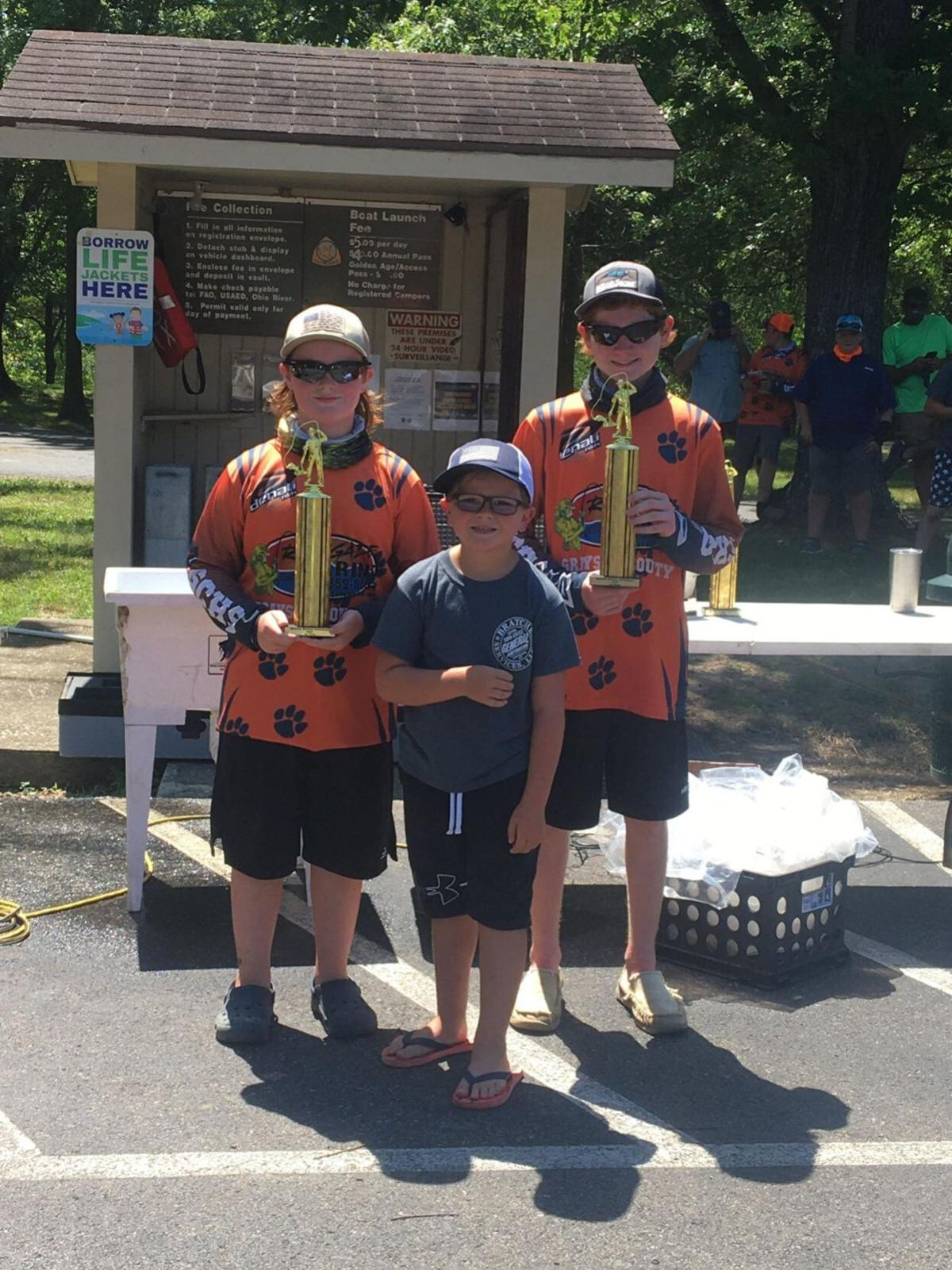 Bass Fishing Team competes in invitational 2